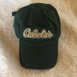 CABELA'S GREEN CAP OS